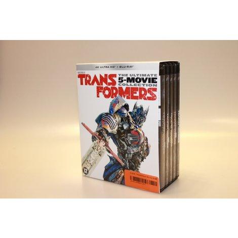 Transformers Blu-ray Box
