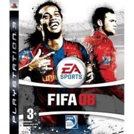 FIFA 08 | PS3 Game
