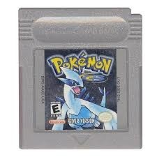 Pokemon Silver | Gameboy Game