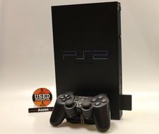 Playstation 2 Zwart | In goede staat | Met Garantie