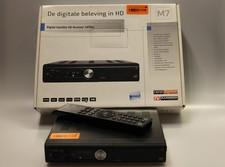 M7 Digital Satellite HD Receiver SAT801 | In nette staat | Met Garantie