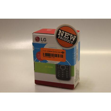 LG-B200E telefoon | NIEUW | Lebara bundel