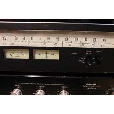 Sansui AU-6600 Stereo Amplifier