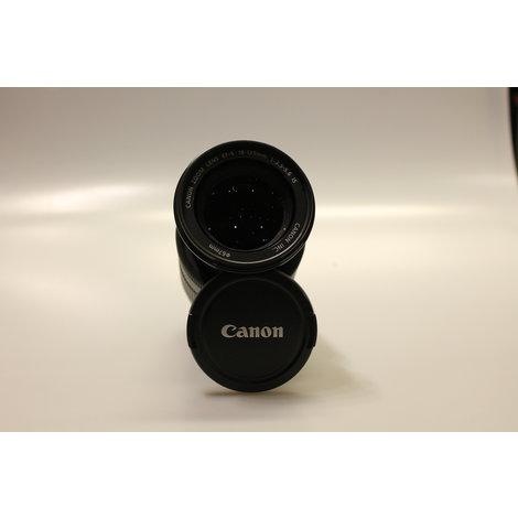 Canon EFS 18-135mm Macro 0.45m/1.5ft