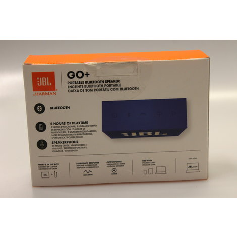 JBL GO+ BLUETOOTH speaker | in doos