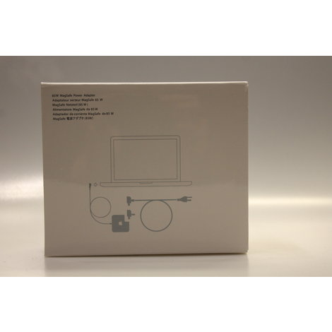 Apple MagSafe 1 85W Power Adapter || nieuw in seal