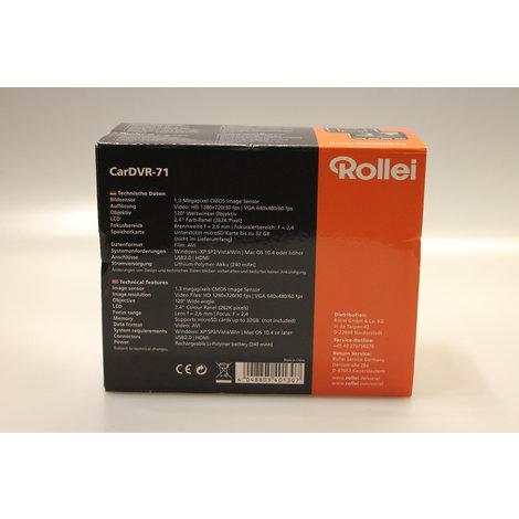 Rollei CarDVR-71 || zo goed als nieuw
