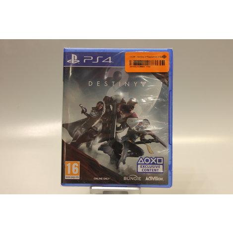 Destiny 2 Playstation 2 Game
