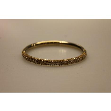 Swarovski Goudkleurige Dames Armband