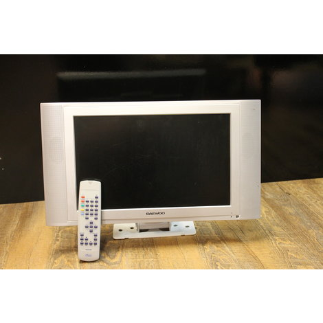 DAEWOO breedbeeld TV DSL-17W1T