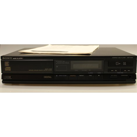 Sony CDP-M30 Compact Disc Player