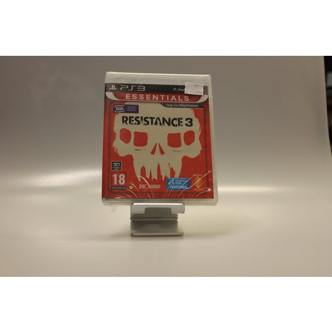 Resistance 3 | PS3 Game