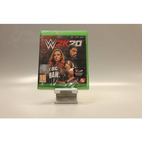 XBOX ONE game WWE 2K20