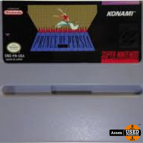 Prince of Persia | SNES Game