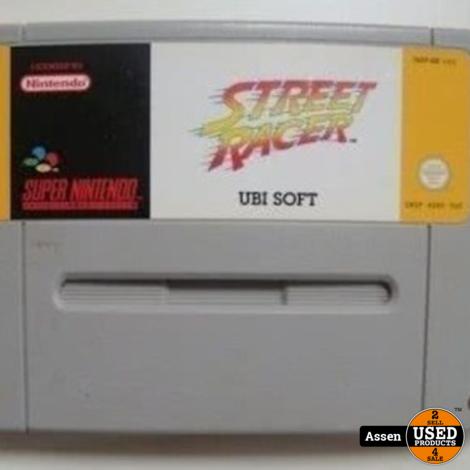 Street Racer | SNES Game