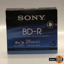 Sony BD-R CD'S