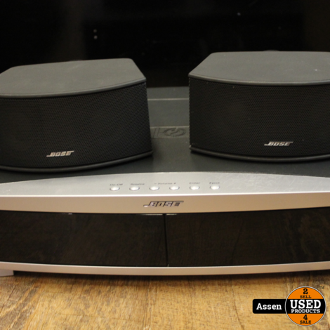 Bose GS series 3 DvD home entertainment system