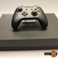 Xbox One X Zwart + Star Wars Jedi