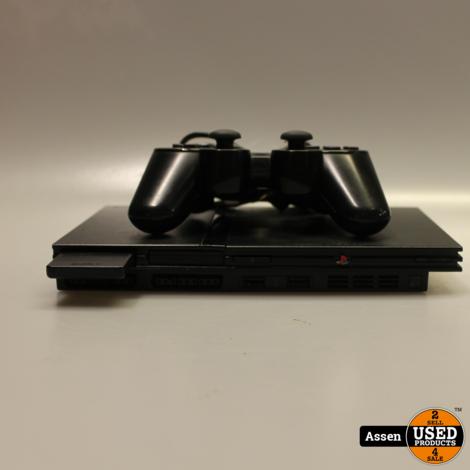 Playstation 2 Console Zwart