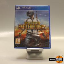Playerunknown's Battlegrounds PS4 Game