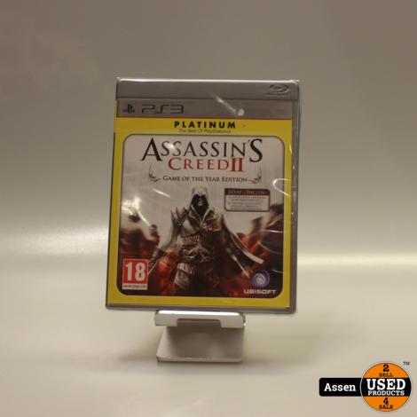 Assasins creed II || playstation 3 game