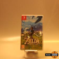 Zelda Breath of The Wild || Switch Game