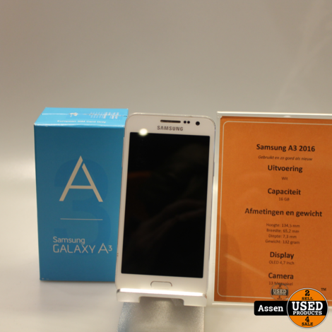 Samsung Galaxy A3 || In goede staat