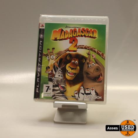 madagascar 2 || playstation 3 game
