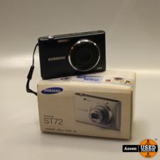 samsung ST72 || pocket camera