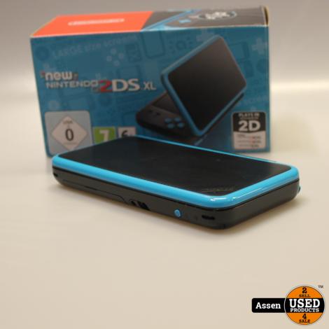 Nintendo 2ds XL    nieuwstaat