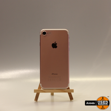 iPhone 7 32GB Pink || Nette Staat