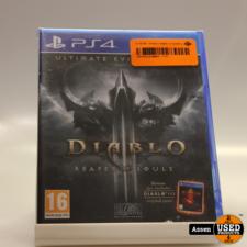 Diablo reaper of souls || playstation 4