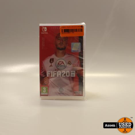 Fifa 20    Nintendo Switch Game