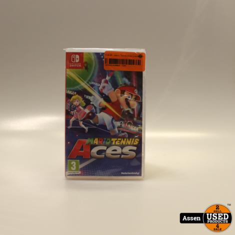 mario Tennis Aces || nintendo switch spel