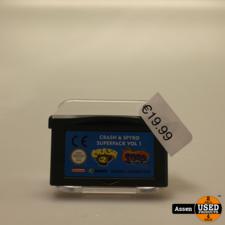 Crash & Spyro Super Pack | GBA Game