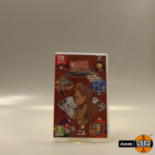 laytons mystery journey || nintendo switch game