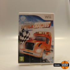 Extreme truck racing    wii game