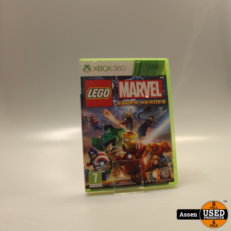 Marvel superheroes || xbox 360 game
