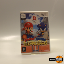 Mario & sonic at the olympic games || wii game