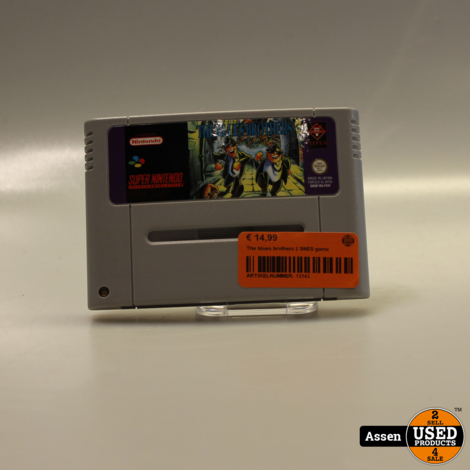 The blues brothers || SNES game