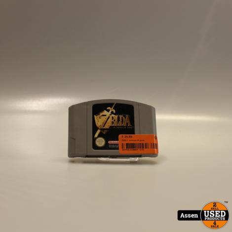 Zelda     nintendo 64 game