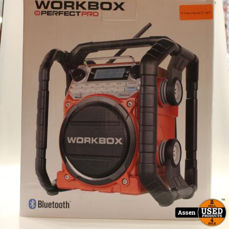 Workbox perfect pro    nieuw in doos