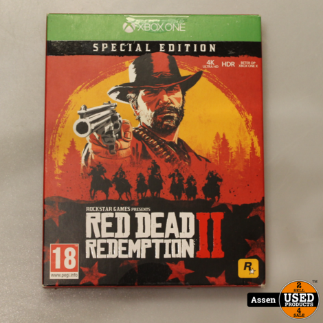 Red Dead Redemption II | Xbox One