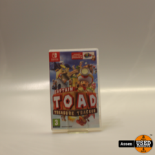 Captain Toad Treasure Tracker Switch Game