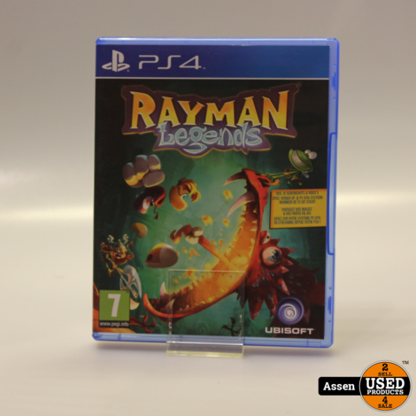 Raymand Legends || Ps4 Game