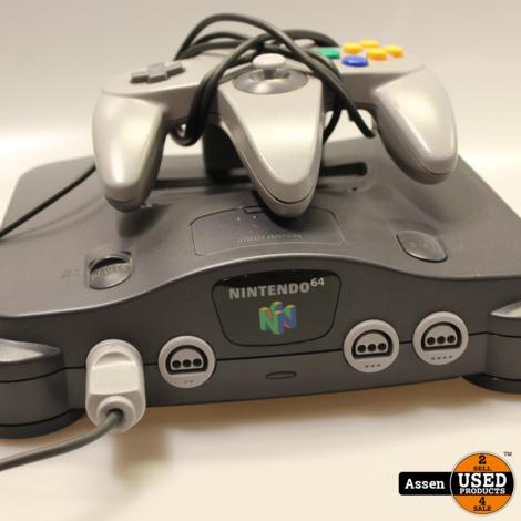 Nintendo 64 console || gebruikt