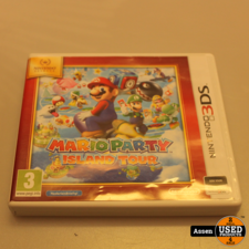 Mario Party Island Tour 3DS Game