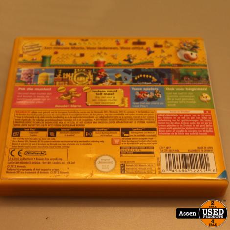 Super Mario Bros 2 3DS Game