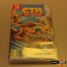 Crash Team Racing Switch Game