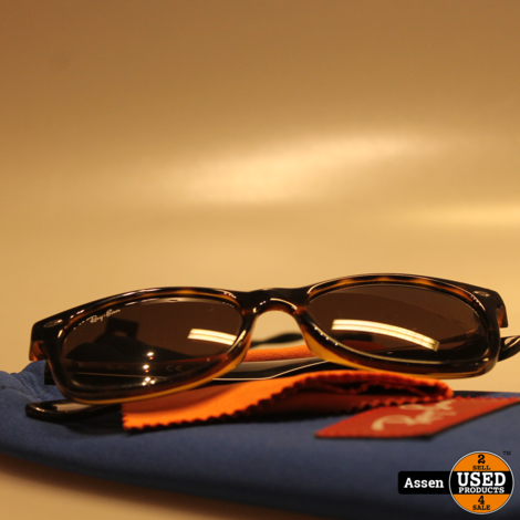 Ray ban RJ9052S zonnebril + hoesje || junior